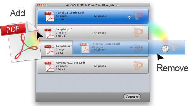 convert pdf to ppt on mac